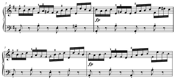 吉他隔壁的泰山谱子-钢琴谱上的一加音符旁边的波浪符号叫什么?   波音..   钢琴五线谱音